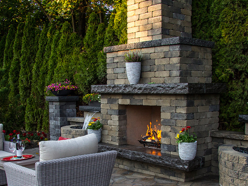 Make your dream outdoor living space a reality.
